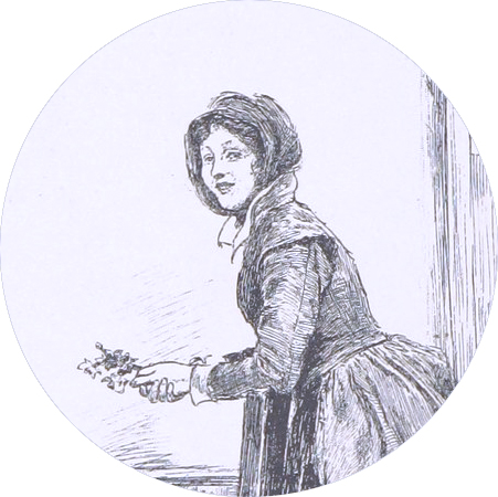 Florence Nelson - The 1800's Housewife