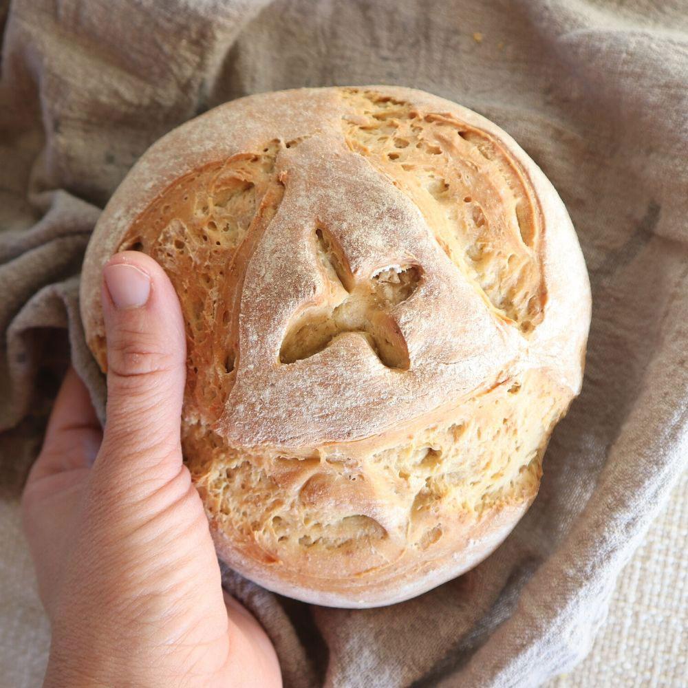 Sourdough Bread from 1800's Recipe